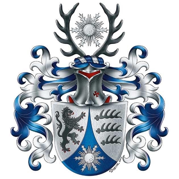 eigenes Familienwappen handgezeichnet, Familienwappen erstellen, Wappen erstellen, Wappenkünstler, Wappenkunst, neues Familienwappen, eigenes Wappen entwerfen, Familienwappen entwerfen