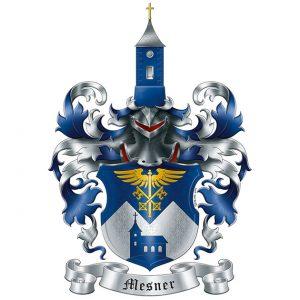 Buchstaben in Familienwappen, Wappen erstellen, Doppelsparren, Wappen entwerfen, eigenes Wappen