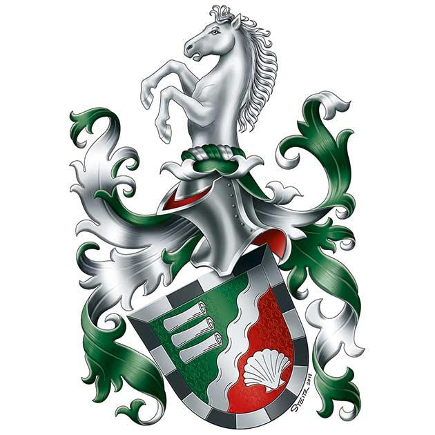 eigenes Familienwappen, Familienwappen erstellen, Wappen erstellen, Wappenkünstler, Wappenkunst