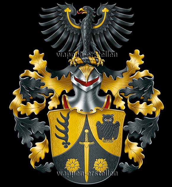 eigenes Wappen, Wappen erstellen, Familienwappen, eigenes Familienwappen, Wappen erstellen lassen, Wappen registrieren, Wappen machen lassen, Wappen kreieren, Heraldiker